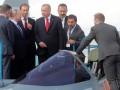 Путин показал Эрдогану новейший истребитель Су-57