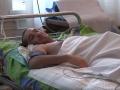 Хирурги спасли бойца АТО, в теле которого застряла граната