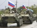 Штаб АТО подтвердил въезд российской бронетехники в Украину