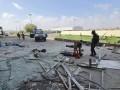 В Йемене у президентского дворца прогремел взрыв