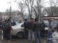 В Одессе нелегалы травмировали трех полицейских