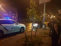 В Киеве полиция помешала пьяному консулу сесть за руль