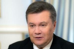 Янукович посетит Китай