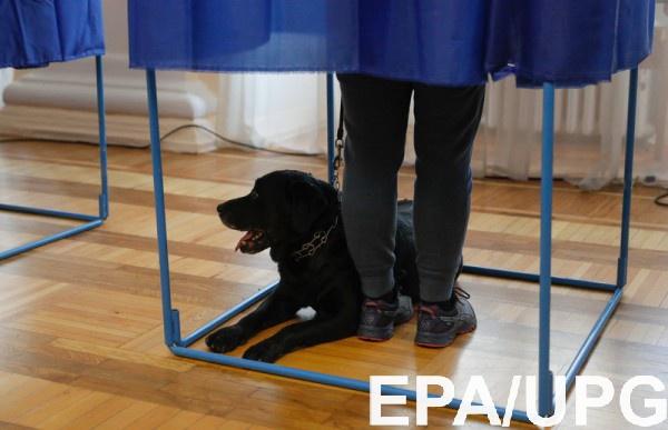 На выборы в Украину не пускают жителей Крыма