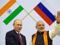 Россия заключила десятилетний нефтяной контракт с Индией