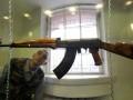 Россия хочет продать Индии лицензию на выпуск автомата Калашникова