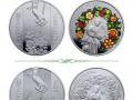 Нацбанк выпустил памятные монеты с петриковской росписью