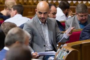 Мустафа Найем оценил свое лицо в 3,2 млн гривен - СМИ