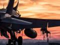Военный самолет разбился в Испании: есть погибшие