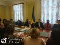 Ермак встретился с родственниками пленных на Донбассе