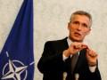 Столтенберг в своем докладе приветствовал стремление Украины в НАТО