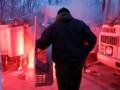 На Грушевского митингующему оторвало руку гранатой