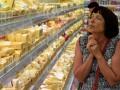 Российские ритейлеры признали, что из-за санкций продуктовые полки пустеют