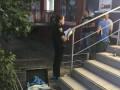 В Киеве ограбили ювелирный магазин и застрелили охранника