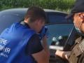 Возле Пырятина расстреляли черный Mercedes, водитель убит