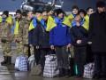 Освобожденным из плена украинцам выплатят по 100 тысяч