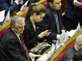 27-летняя депутат Кошелева пришла в Раду с iPhone Х
