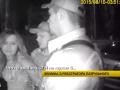 Пьяная невеста бросалась на киевских полицейских