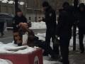 ДТП с кортежем Порошенко: пострадавшему стало хуже