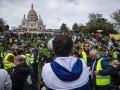 На протесты во Франции вышли более 40000 человек