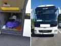 На границе пограничники обнаружили в автобусе