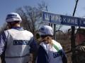 ОБСЕ: Боевики открыли огонь из пулемета в сторону наблюдателей