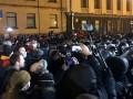 Полиция отпустила всех задержанных на акции за Стерненко в Киеве