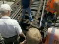 Укрзализныця назвала причину взрыва ж/д моста в Запорожской области