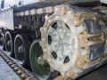 В Харькове грабители похитили части танковых траков со склада Минобороны
