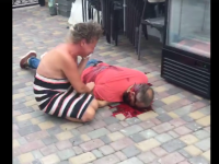 В Бердянске на глазах жены застрелили бойца батальона Донбасс