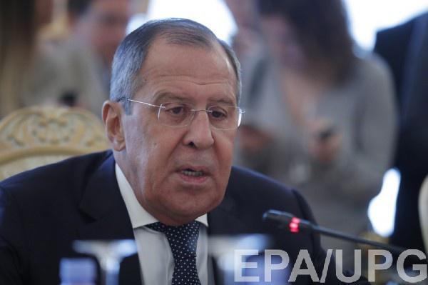 Сергей Лавров до сих пор уверен, что Украина и Россия братские народы