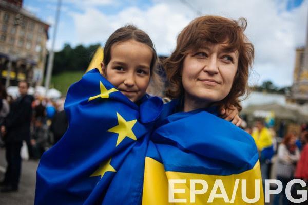 ЕСпредусмотрел приостановление «безвиза» вслучае отмены реформ вУкраине