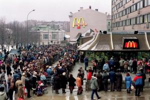 � ������ ���������� �������� ������ ��������� McDonald`s ��-�� ��������