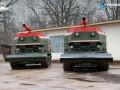 Львов модернизировал крупнейшую в истории партию пожарных танков