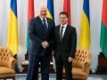 Зеленский отменил визит в Беларусь, запланированный на октябрь