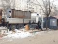 В Киеве за два дня демонтировали незаконный рынок