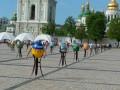 Пасха в Киеве: на Софиевской площади установили писанки