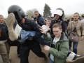 В России завели дело на безрукого активиста о нападении на полицейского