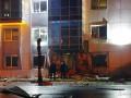 Опубликовано видео взрыва у офиса Самопомощи в Одессе
