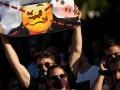 В Болгарии продолжаются протесты. Фоторепортаж