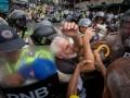 Протесты в Венесуэле: на улицы вышли тысячи пожилых людей