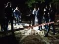 В киевском парке нашли мертвеца с ножницами в шее