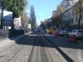 На бульваре Шевченко начаты дорожные работы