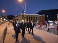 Как прошел первый день Порошенко в Давосе