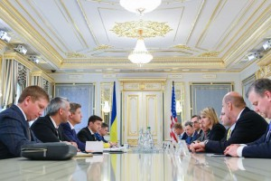 Украина и США обсудили поставки газа