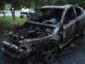 В Ровенской области сожгли авто чиновника райгосадминистрации