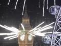 В Британии отпраздновали наступление Нового года