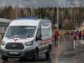 В Москве дерево упало на украинца, разыскиваемого полицией Украины