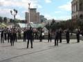 Оркестр полицейских исполнил песню Океана Эльзы