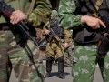 В Марьинке Донецкой области захватили райотдел милиции